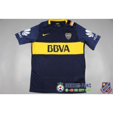 17-18  Boca Home fans version , thai quality  (17-18 博卡主场球迷泰版)