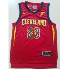 17-18 Cleveland Cavaliers Red Jersey