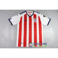 17-18 Chivas Home , Thia quality (17-18 芝华士主场泰版)