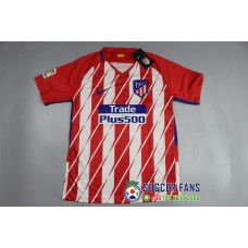 17-18 Atletico Madrid Home fans version 1:1 quality (17-18 马竞主场球迷1:1)
