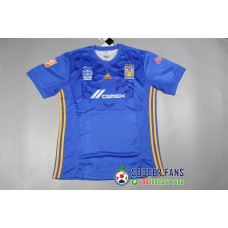 17-18 Tigres Home Fans Version(five stars)1:1 Quality (17-18 老虎主场球迷5颗星1:1 )