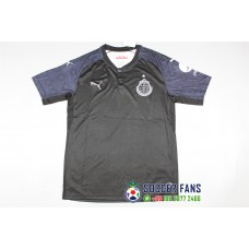 17-18 Chivas Away Black Fans Version, thai quality (17-18 芝华士客场球迷泰版)