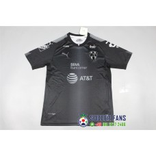 17-18 Monterrey Away Black jersey thai quality (17-18 蒙特雷客场黑色泰版)