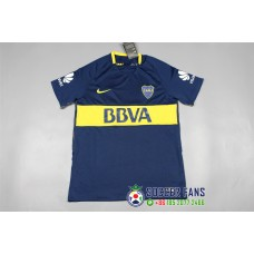 17-18 Boca Home Blue Player Version 1:1 Quality (17-18 博卡主场蓝色球员1:1)
