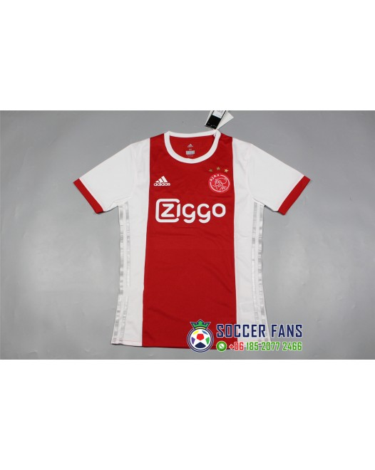 17-18 Ajax Home Player Version 1:1 Quality ( 17-18 阿贾克斯主场球员1:1)
