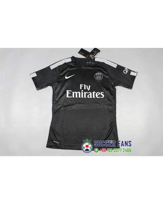 17-18 PSG Third Player Version thai quality jersey (17-18 巴黎二客场球员泰版)