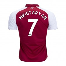 17-18 Arsenal Mkhitaryan 7# Home Fans Version 1:1 quality (17-18 阿森纳姆希塔良7号主场球迷1:1)