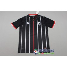 17-18 CLUB DE CUERVOS Away Black Thai Quality (17-18乌鸦客场泰版)