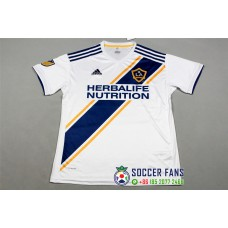 18-19 LA Galaxy Home White Fans Verison (18-19银河主场白色球迷)