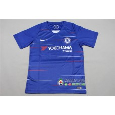 18-19 Chelsea Home Blue Fans Verison 1:1 Quality (18-19切尔西主场蓝色球迷1:1)