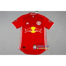 18-19 New York Red Bull Away Red Player Version 1:1 quality (18-19纽约红牛客场红色球员1:1)