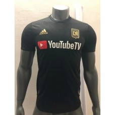 18-19 Los Angeles Away Black Player Version 1:1 quality (18-19洛杉矶客场黑色球员1:1)