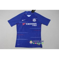 18-19 Chelsea Home Blue Player Version 1:1 Quality (18-19切尔西主场蓝色球员1:1)