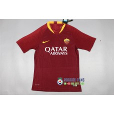 18-19 Roma Home Player Version 1:1 Quality (18-19罗马主场红色球员1:1)