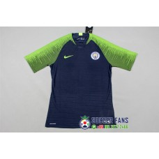 18-19 Manchester City Green Player Version 1:1 Quality Training (18-19曼城绿色球员1:1训练服)