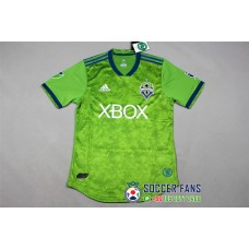 18-19 Seattle Home Green Player Version 1:1 Quality  (18-19西雅图主场绿色球员1:1)
