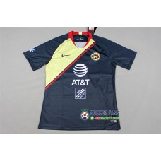 18-19 América Away Blue Fans Verison 1:1 Quality (18-19美洲主场黄色球迷1:1)