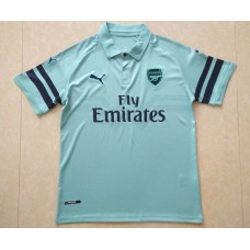 18-19 Arsenal Third Light Blue Fans Verison Thai Quality (18-19阿森纳二客浅蓝色球迷泰版)