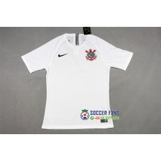 18-19 Corinthians Home White Player Version 1:1 Quality (18-19科林蒂安斯主场白色球员1:1)
