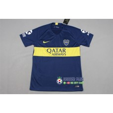18-19 Boca Home Blue Fans Verison 1:1 Quality (18-19博卡主场蓝色球迷1:1)