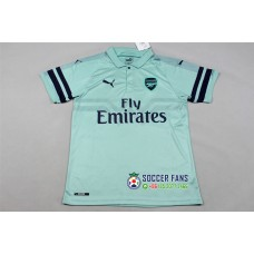 18-19 Arsenal Third Light Green Fans Verison 1:1 Quality (18-19阿森纳二客绿色球迷1:1)