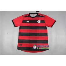 18-19 Flamengo Home Red Player Version 1:1 Quality (18-19弗拉门戈主场红色球员1:1)