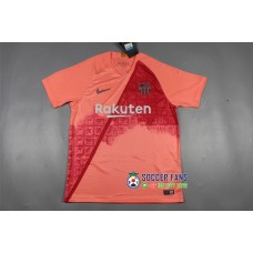18-19 Barcelona Third Orange Fans Verison 1:1 Quality (18-19巴塞二客橙色球迷1:1)
