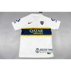 18-19 Boca Away White Fans Verison 1:1 Quality (18-19博卡客场白色球迷1:1)