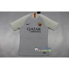 18-19 Roma Away Grey Player Version 1:1 Quality (18-19罗马客场灰色球员1:1)