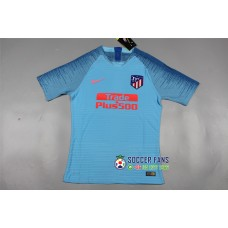18-19 Atlético de Madrid Away Blue Player Version 1:1 Quality (18-19马竞客场蓝色球员1:1)