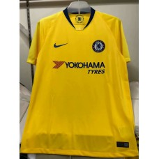 18-19 Chelsea Away Yellow Fans Verison 1:1 Quality (18-19切尔西客场黄色球迷1:1)