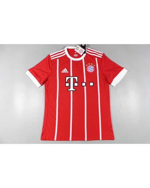 17-18 Bayern  Home  Player  Verions  1:1 Quality(17-18 拜仁主场球员1:1)