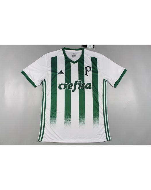 17-18 Palmeiras Away Jersey thai quality(17-18帕尔梅拉斯客场)