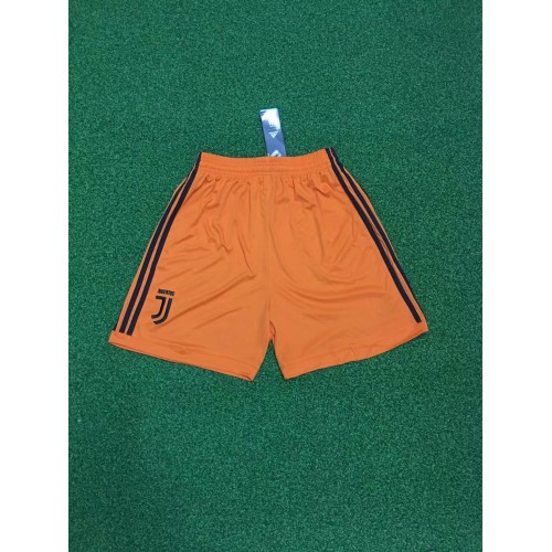 18-19 Juventus Orange Long Sleeve Goal Keeper Jersey (18-19尤文橙色守门服长袖)