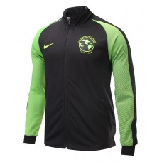 17-18 Club America Striped Sleeve Jacket