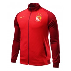 17-18 Guangzhou Evergrande Stadium Jacket