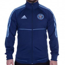17-18 New York City Blue Jacket (17-18 纽约城夹克)