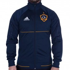 17-18 LA Galaxy Blue Jacket (17-18 银河夹克)