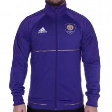 17-18 Orlando City Blue Jacket(17-18 奥兰多夹克)