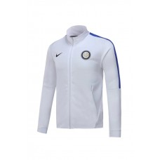 17-18 Inter Milan White Jacket (17-18 国米白色夹克)