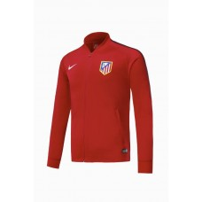 17-18 Atletico Madrid Red Jacket (17-18 马竞红色夹克)