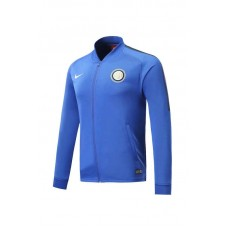 17-18 Inter Milan Blue Jacket (17-18 国米蓝色夹克)