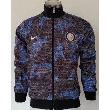 17-18 Inter Milan high neck Jacket (17-18 国米高领夹克)