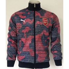 17-18 Arsenal high neck Jacket (17-18 阿森纳高领夹克)