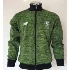 17-18 Liverpool high neck Jacket  (17-18 利物浦高领夹克)