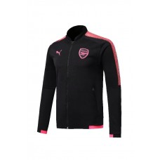 17-18 Arsenal round neck Jacket (17-18 阿森纳圆领夹克)