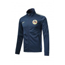 17-18 Club America Blue Jacket (17-18美洲蓝色夹克)