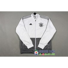 2018 World Cup Germany White Jacket (2018世界杯德国白色夹克)