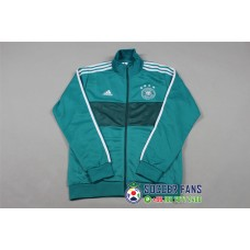 2018 World Cup Germany Green Jacket (2018世界杯德国绿色夹克)