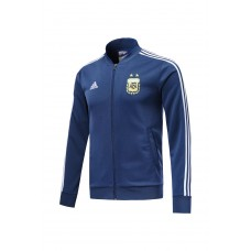 2018 World Cup Argentina Blue Jacket (2018世界杯阿根廷蓝色夹克)